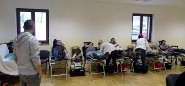 100 doza darovane krvi u Općini Plitvička jezera