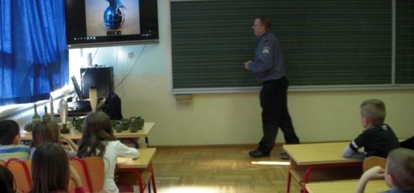 Edukacija učenika o minsko-eksplozivnim sredstvima