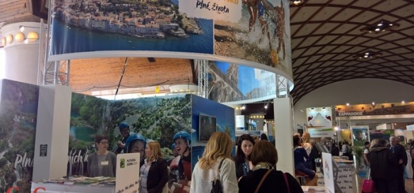 Sedam turističkih subjekata iz Ličko-senjske županije na Holiday World u Pragu