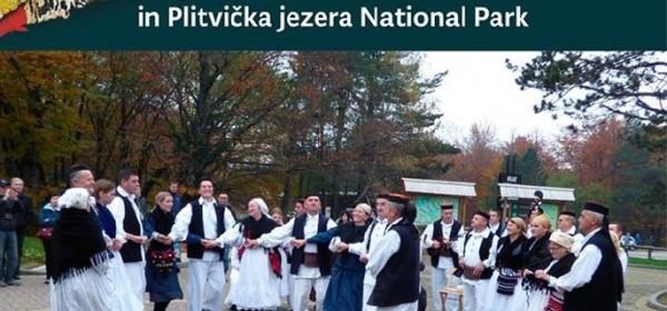 Započelo Ljeto folklora na Plitvičkim jezerima