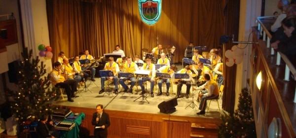 Božićni koncert Gradske glazbe Senj