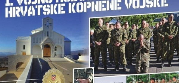 Prvo hodočašće Hrvatske kopnene vojske na Udbinu