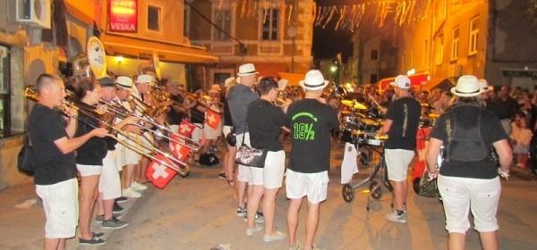 Nastup Lidije Bačić na karnevalu