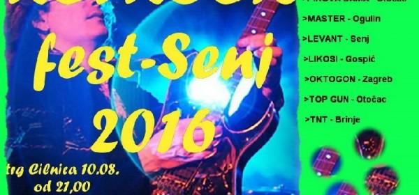Retrorock-fest Senj 2016.