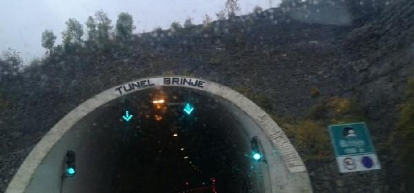 Noćas pokazna vježba u tunelu Brinje