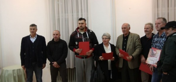 Otvorena izložba o 15 godina Košarkaškog kluba Otočac i 45 godina košarke u Otočcu