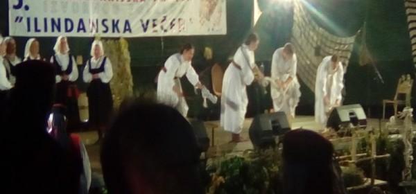 """KUD-u  """"Brinje"""" priznanje za najbolji scenski nastup"""