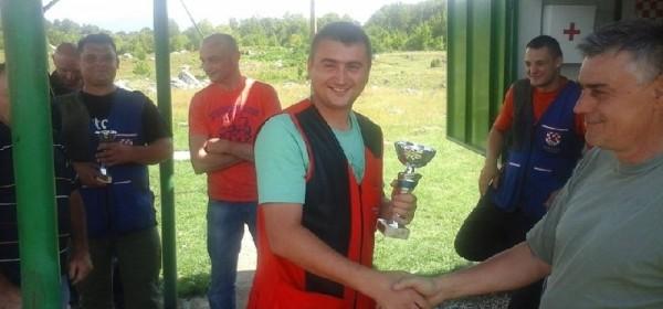 """LU """"Orao"""" iz Dabra povodom Sv.Mihovila organizirala turnir u gađanju glinenih meta"""
