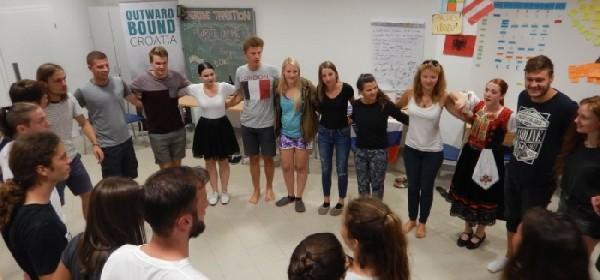Outward Bound razmjena mladih okupila mlade Ličane i mlade iz europskih zemalja u Velikom Žitniku