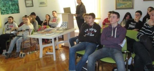 U Senjskoj knjižnici održan edukativni sat o Prvom svjetskom ratu