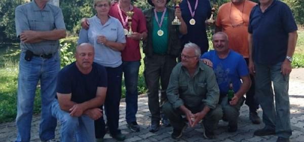 Natjecanje veterana SRU LIKA u ribolovu