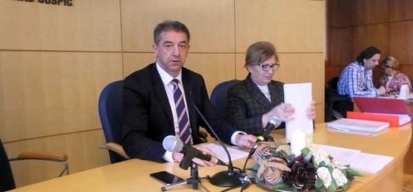 Županijski proračun povećan za 3,3 milijuna kuna