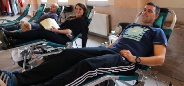 Danas prikupljeno 70 doza krvi u posljednjoj ovogodišnjoj akciji DDK-i