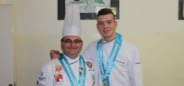 Stjepan Borić - VKV kuhar, specijalist narodne kuhinje