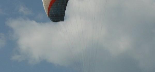 Članovi paraglajding kluba Leteći medvjedići ispunili cilj