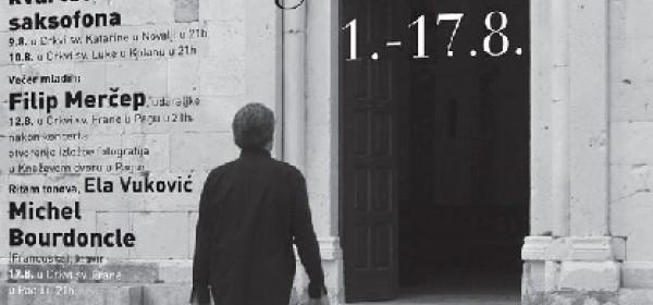 Nastup Kvarteta Apolon i Krešimira Bedeka u Crkvi sv. Marije u Starom Gradu Pagu