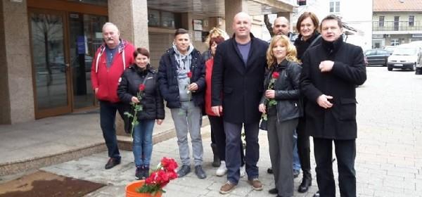 Ana Šikić Rosandić kandidatkinja SDP-a za gradonačelnicu Grada Gospića