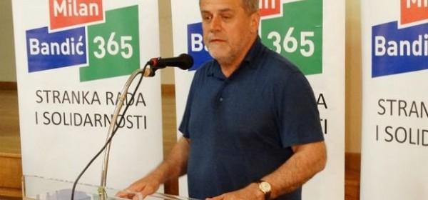 Bandić danas u Gospiću i Otočcu