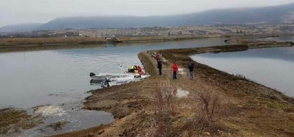 Pronađeno tijelo muške osobe na brani u Gusić Polju
