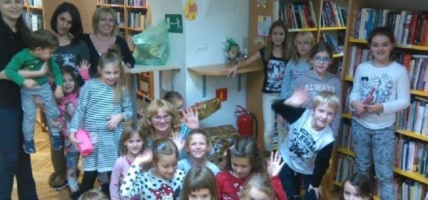 Startale Knjižnične božićne radionice te program Advent u Senju