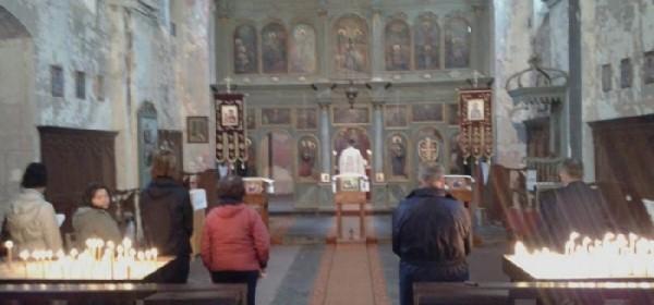Pravoslavni vjernici proslavili Sv.Dimitrija - Mitrovdan