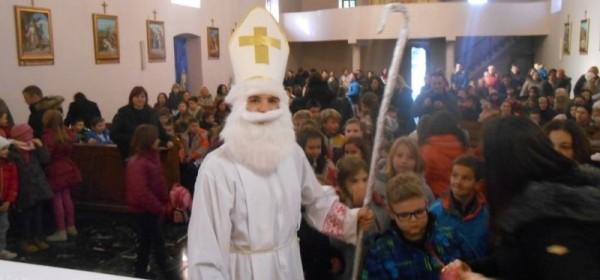 Sveti Nikola proslavljen u Brinju