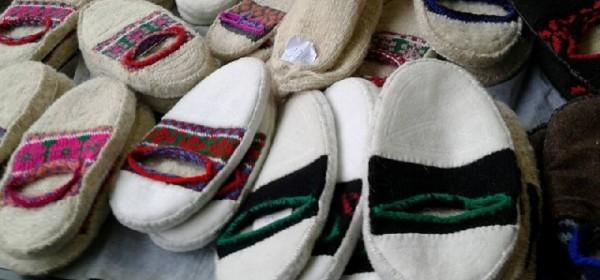 Radionica izrade coklji i vunenih čarapa u GPOU-u Otočac