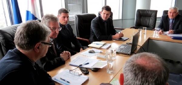 Državni tajnik Čikotić s predstavnicima Grada Otočca i struke o projektu hidroenergetskog sustava Kosinj-Senj