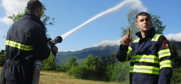 Vatrogasac Andrija Mesić primjer pravog građana