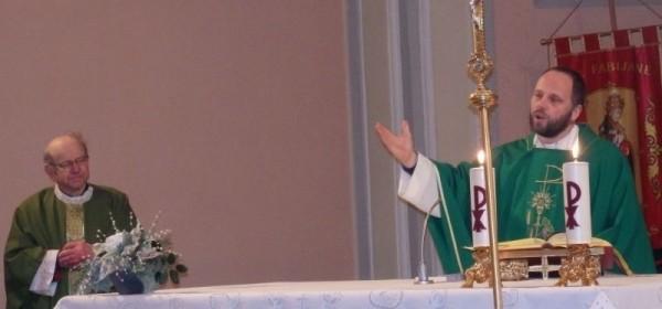 Don Mihovil Kurkut tri dana vodio duhovnu pripravu povodom Fabijnove