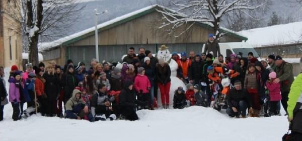 Vidimo se na 5. festivalu gackih snjegovića!