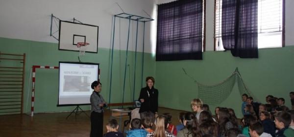 """U Korenici održana interaktivna radionica u sklopu projekta """"Živim život bez nasilja"""""""