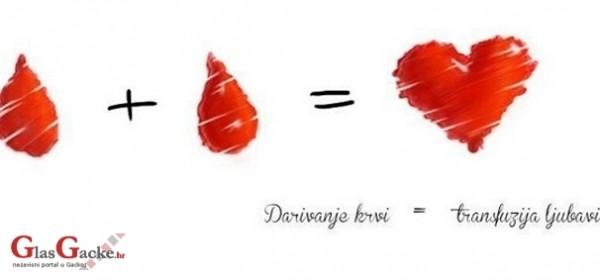 Dan dobrovoljnih darivatelja krvi - sutra slijedeća akcija