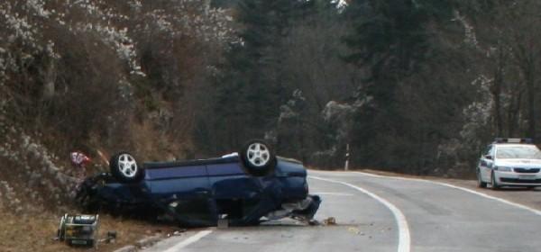 Prometna nesreća sa smrtno stradalom osobom