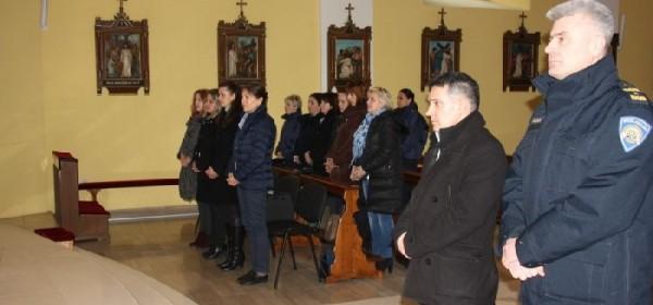 Sveta misa i obred pepeljenja za djelatnike policije