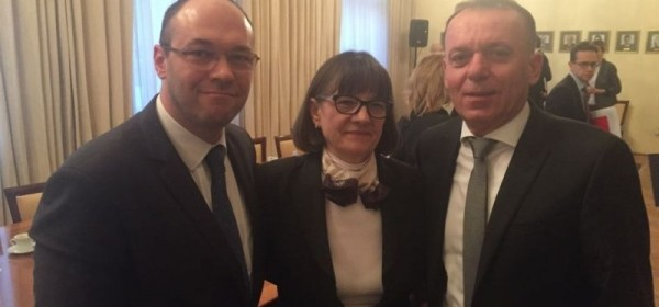 Župan Kolić na sastanku kod ministra Steira