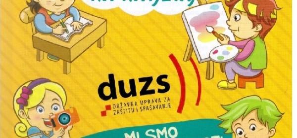 DUZS - Natječaj za likovne, literarne i foto radove djece i mladih