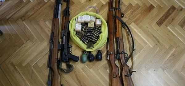 Gospićanin predao dvije puške i 343 komada streljiva