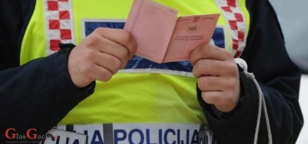 Krađe, prometne - buran vikend za policiju