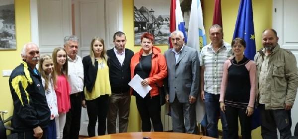 Svečano potpisivanje stipendijskih ugovora kategoriziranih sportaša