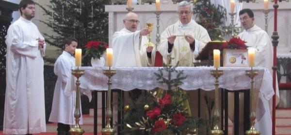 Zlatna misa na Novu godinu u Senju