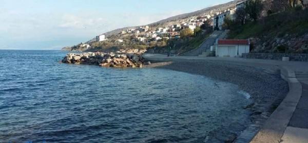 Nastavak izgradnje plaže i šetnice od Škvera do Treće drage u Senju