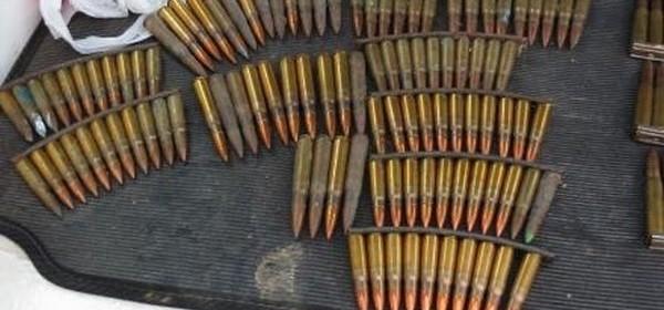 Dragovoljno predao 624 komada puščanog streljiva