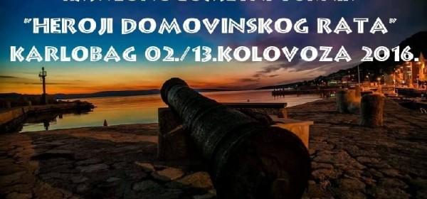 """PP Karlobag - HV 91 Zadar u subotu otvaraju  4.malonogometni turnir """"HEROJI DOMOVINSKOG RATA"""""""
