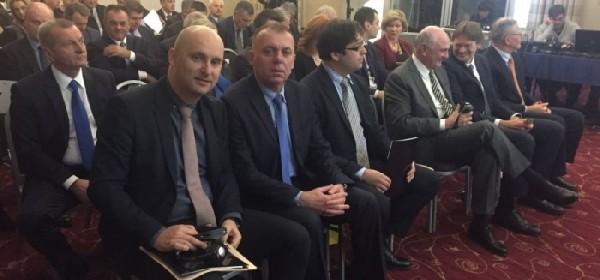 Župan Kolić na 15. sjednici Skupštine Hrvatske zajednice županija