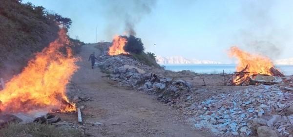 Čišćenje divljih deponija