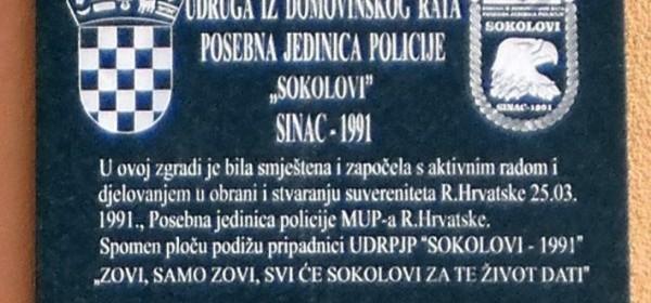PJP Sokolovi - u subotu u Sincu