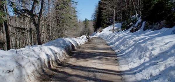 A na Velebitu snijega - kao u priči