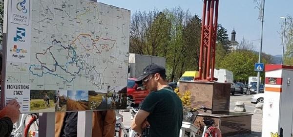 Javni bicikli u Otočcu dobili nove sadržaje