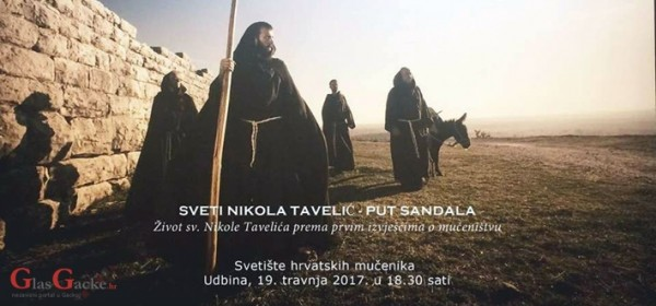 Sv. Nikola Tavelić - izložba na Udbini